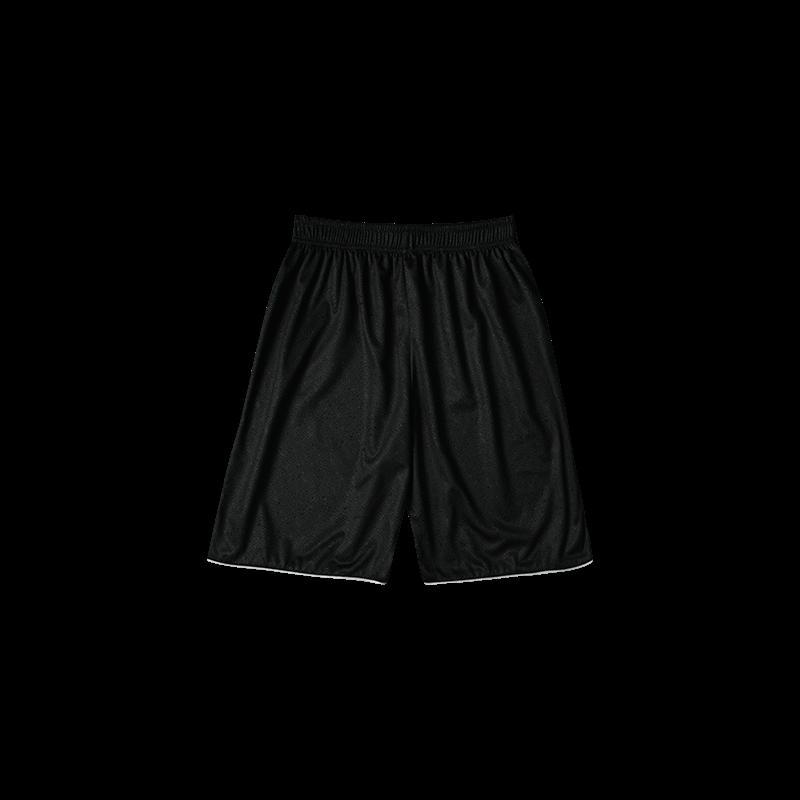Contrast Piping Sport Tees (Set) - Black Bottom